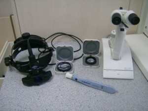 Augeninstrumente